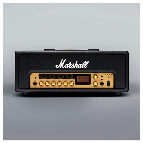 Marshall Code 100H 100Watt Digital Amp Head CODE100H